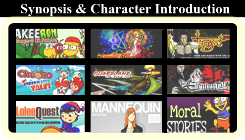For Snopsis Character